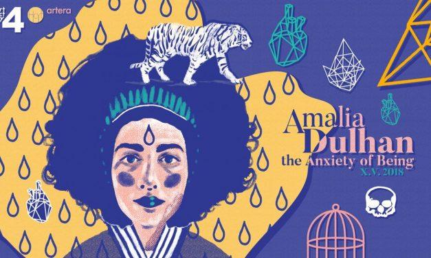 "Expoziția Amalia Dulhan ""The Anxiety of Being"" @ ArtFactory – Artera, București"