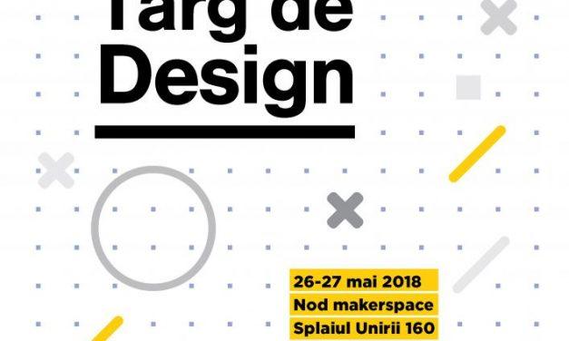 Micul Târg de Design @ Nod Makerspace, București