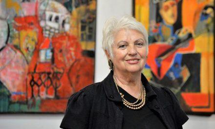 Angela Tomaselli – expoziție retrospectivă @ Galeria Căminul Artei