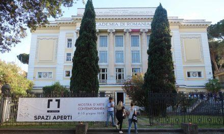 SPAZI APERTI 2018 / ACCADEMIA DI ROMANIA IN ROMA / Daniela & Sorin Scurtulescu