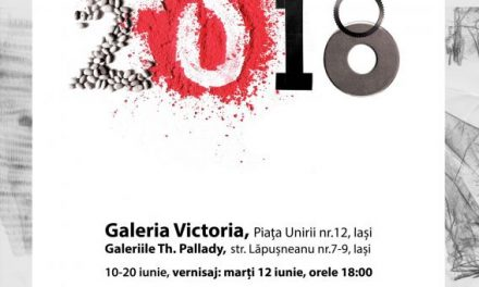 """Salonul de Desen – Ediția a-V-a @ Galeria """"Victoria"""" și Galeria """"Th. Pallady"""" Iași"""