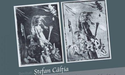 """""""Dansul puterii"""" Ștefan Câlția, în dialog cu Matei Martin la Muzeul Național Cotroceni"""