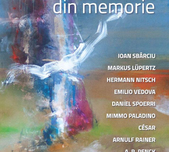 """Expoziţie aniversară Ioan Sbârciu """"Portret din memorie"""" @ Complexul Muzeal Bistriţa-Năsăud"""