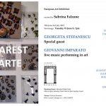 """Expoziția Internațională de Artă Contemporană """"Bucureşti în Arte"""" @ Galeria Romană, București"""