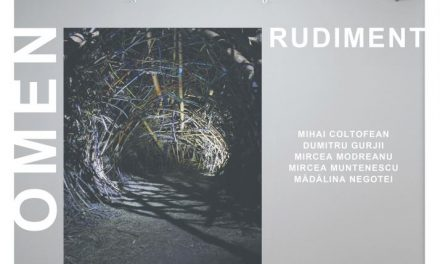 """Grupul Rudiment """"OMEN"""" @ ETAJ – artist run space, București"""