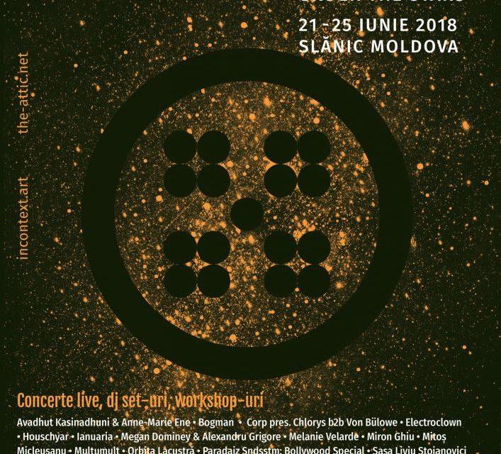 TheAttic InContext – rezidență muzicală și festival la Slănic Moldova și Salina Târgu Ocna