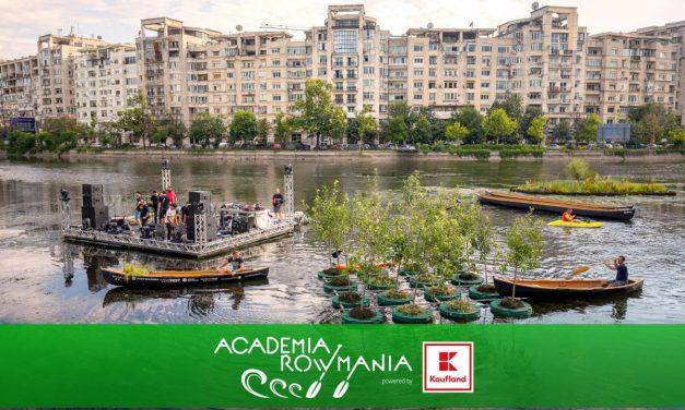 Academia Rowmania revine pe Dâmbovița!