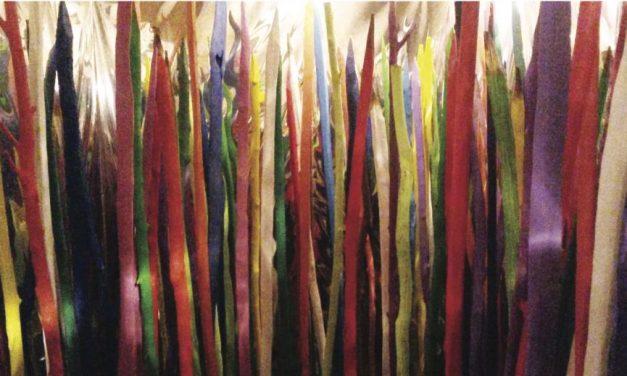 """Expoziția de artă contemporană """"Pădurea fermecată"""" de Mihai Țopescu în Mica Galerie a IRCCU Veneția"""