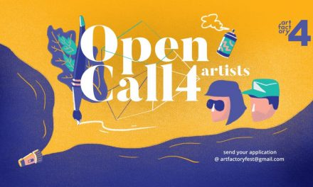Art Factory caută artiști!
