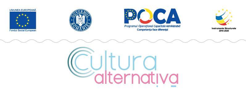 Webinarii și întâlniri de lucru pentru artiști @ Cultura Alternativă