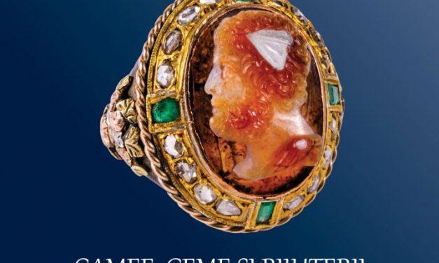 Conferința Metamorfoze. Camee, geme și bijuterii din colecția Muzeului Național de Artă al României
