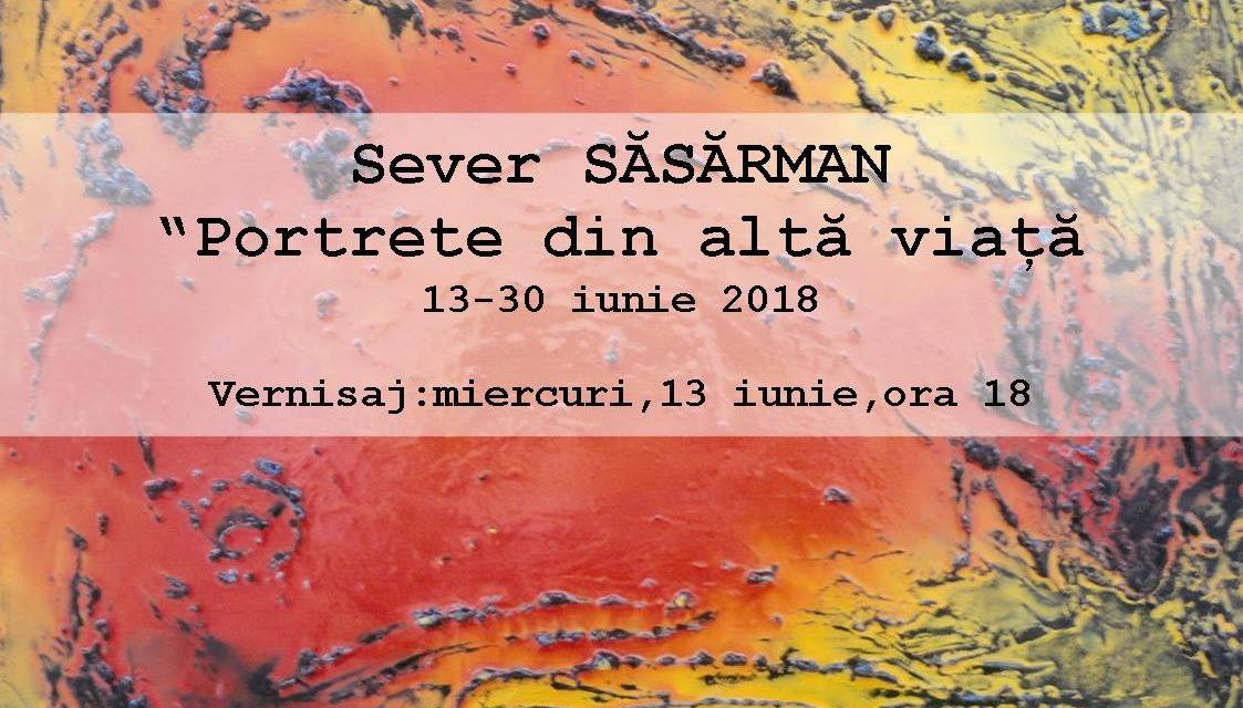 """Sever Săsărman """"Portrete din altă viață"""" @ Muzeul de Artă Cluj-Napoca"""
