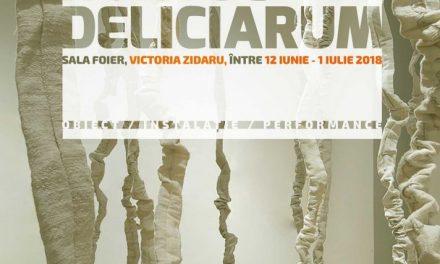 """Victoria Zidaru """"HORTUS DELICIARUM 2"""" @ Muzeul Național al Țăranului Român"""