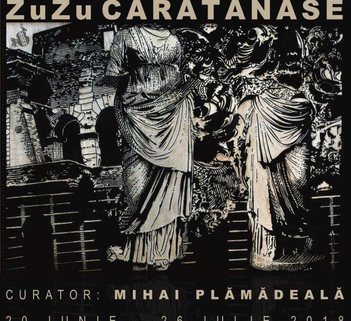 """Zuzu Caratanase """"Reverenția"""" @ Galeria CONTEMP, București"""