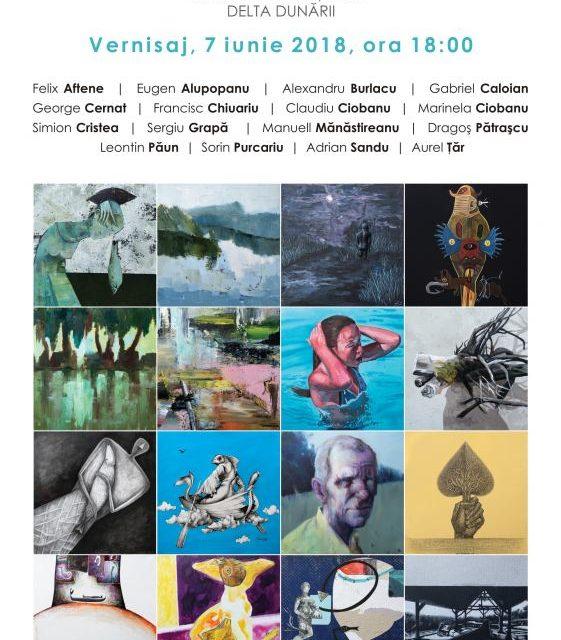 Expoziție de grup Dunavăţul de Jos @ Art Yourself Gallery, București