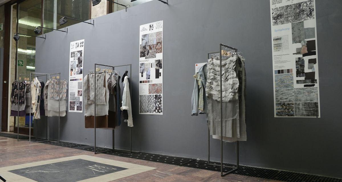 Expoziții UNArte/ Licență/ Master- Arte Textile- Design Textil