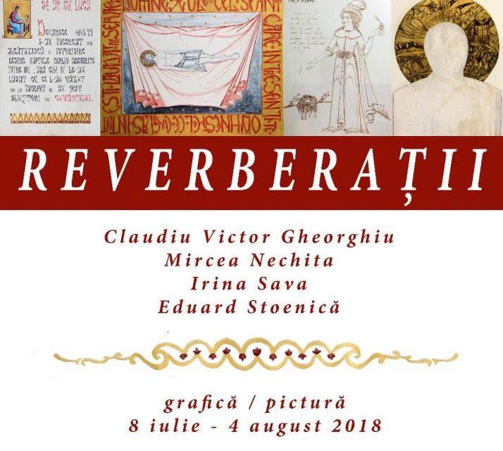 """""""REVERBERATII"""" @ Galeria Luceafărul"""