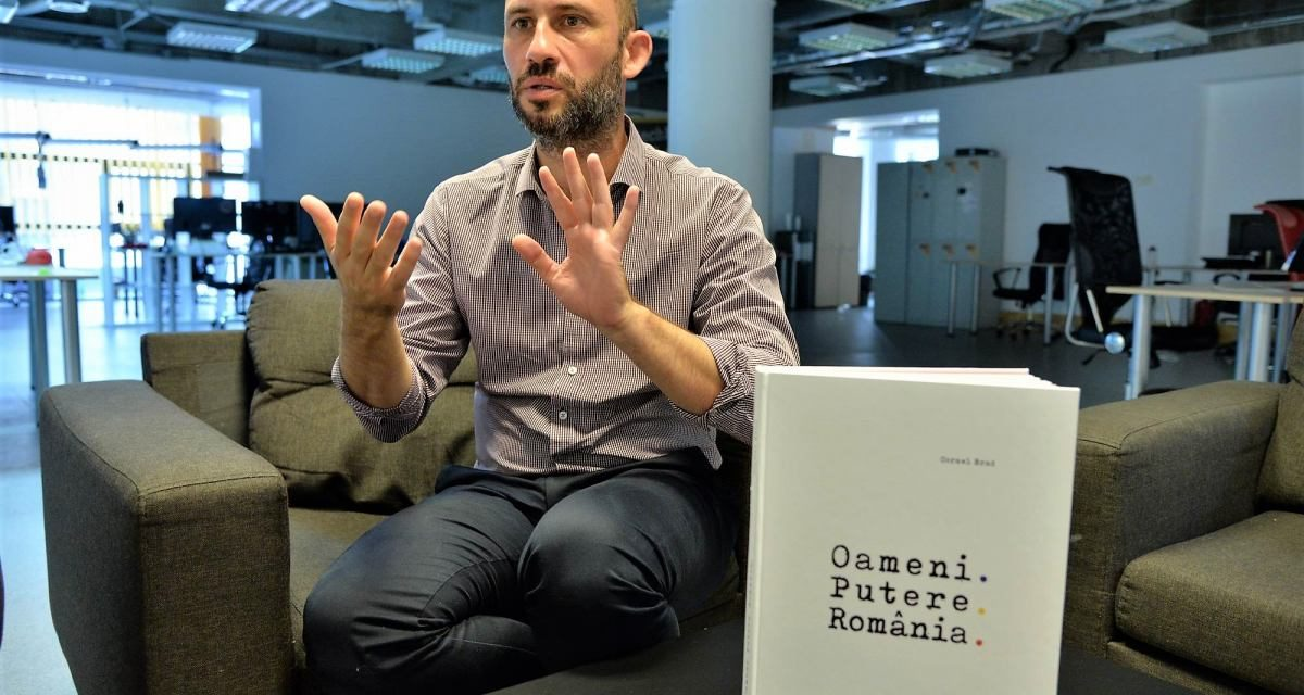 Oameni.Putere.România. – Cornel Brad