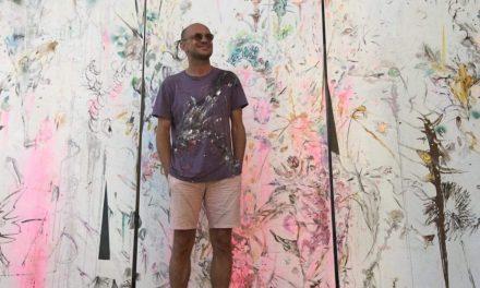 """Artistul vizual Cristian Sida, vernisaj în Gentioux, Franța: """"Tort funerar cu glazură de spini"""""""