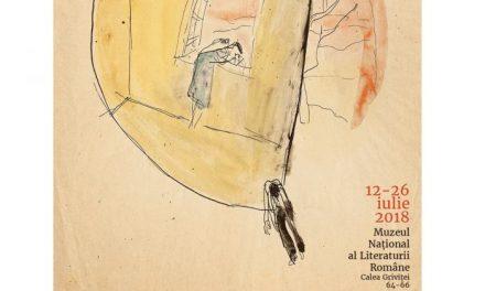 Eugen Drăguţescu. Forme de existenţă: scrisoarea şi desenul @ Muzeul Național al Literaturii Române