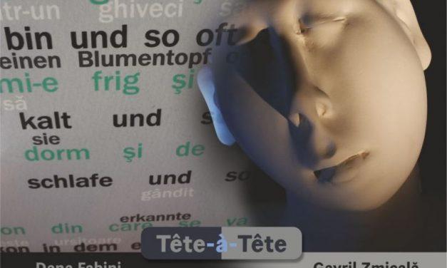 """Expoziția""""Tête-à-tête"""" – Dana Fabini și Gavril Zmicală@ Galateea Contemporary Art, București"""