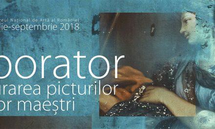 """Expoziția """"Laborator. Restaurarea picturilor vechilor maeștri"""" @ Muzeul Naţional de Artă al României"""