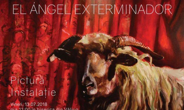 "Gheorghe Fikl, ""El Anghel Exterminador"" @ Biserica Catolică din Văliug"
