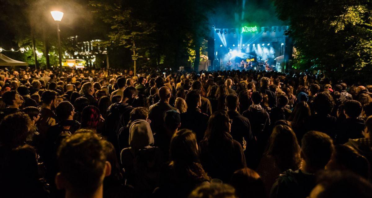 Recordurile Jazz in the Park 2018: 9 zile de ploaie, 70.000 de spectatori și 7.000 de donatori