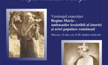 Maria, Regina României Întregite – 80 de ani de la moartea suveranei Conferință, vernisaj și concert la Muzeul Național Cotroceni