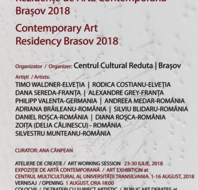 Rezidenţe de artă contemporană, Brașov