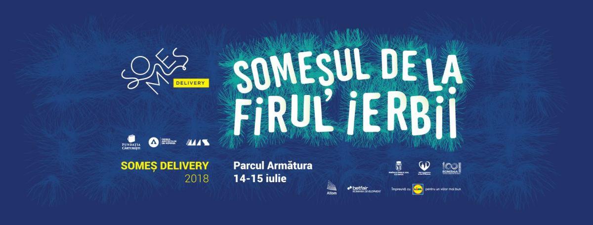 Someș Delivery 2018 | Program eveniment: concerte jazz, VR și plimbări ghidate cu caiacul pe Someș