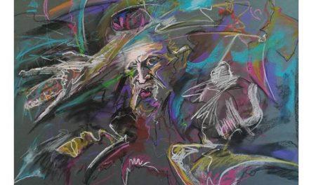 """Vasile Fuiorea """"Introspecții"""" @ Galeriile Municipale de Artă din Târgu Jiu"""