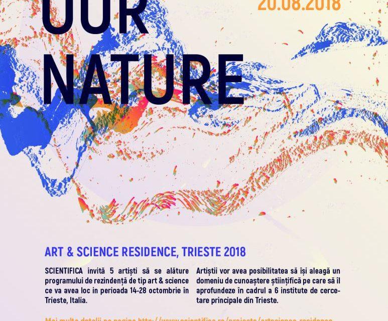 Program de rezidență art & science la Trieste @ Scientifica