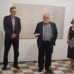 """Radu Șerban – expoziția de pictură """"APE ȘI MÎNGÎIERI"""" @ Palatul Mogoșoaia"""