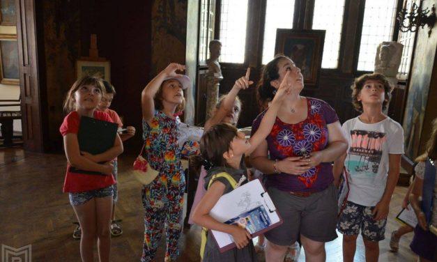 Activități pentru copii la Muzeul Municipiului București