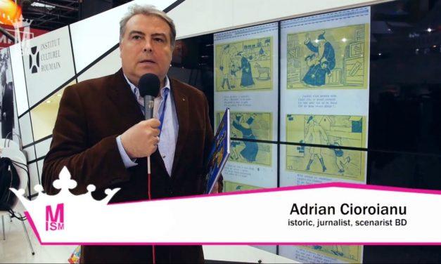 Adrian Cioroianu – Documentarele artelor grafice românești