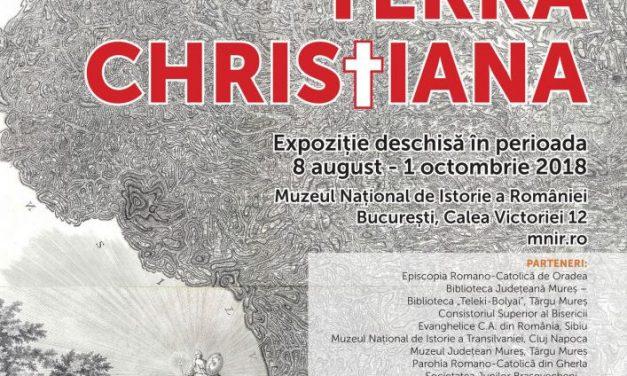 """Expoziția """"Imago Romaniae. Terra Christiana"""" @ Muzeul Naţional de Istorie a României"""