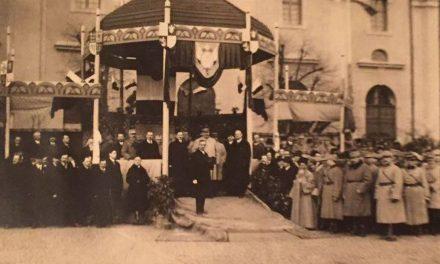 Sibiu 100 – Centenarul Romaniei – Primăria Sibiu marchează Centenarul României printr-un eveniment în Piața Mare în 6 octombrie