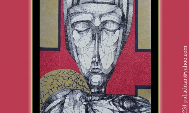 Expoziție de pictură Adrian Pal Jr. @ Galeria de artă Victoria, Iași