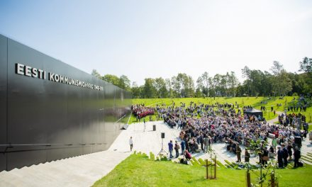 Memorial al victimelor comunismului inaugurat in Estonia