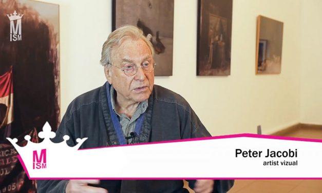 Peter Jacobi – Minorități etnice în cultura vizuală focus România