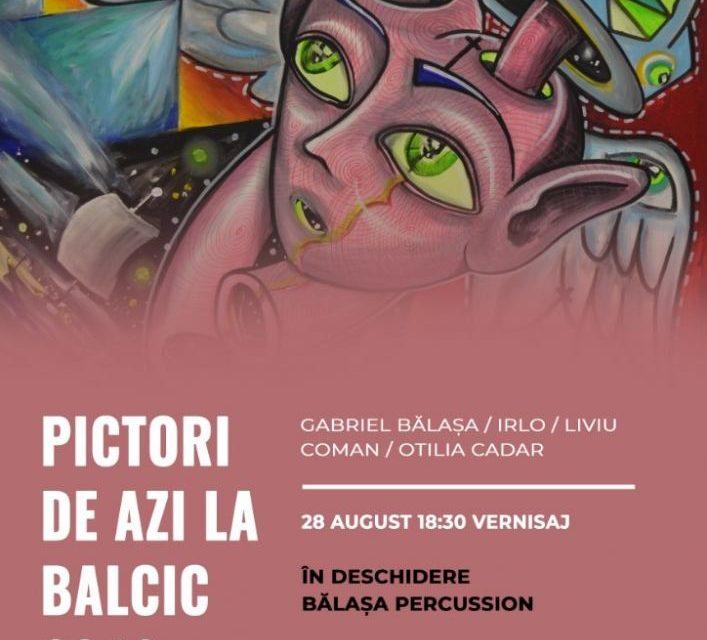 Pictori de azi la Balcic 2018 @ Elite Art Gallery, București