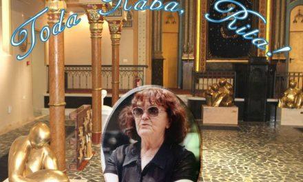 """Rita Șapira Șain """"Toda Raba, Rita!"""" @ Muzeul de Istorie și Cultură a Evreilor din România"""