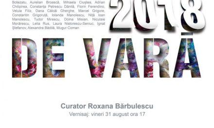 Salonul de vară – Filiala Constanța a UAPR @ Biblioteca Națională a României