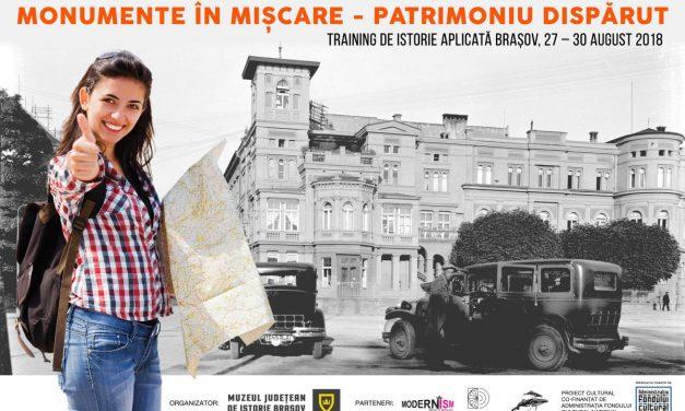 Devino ghid de turism cultural în Brașov