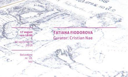"""Tatiana Fiodorova expoziție personală """"Nu vă spun nimic interesant, toată lumea trăiește ca mine!"""" @ Borderline Art Space, Iași"""