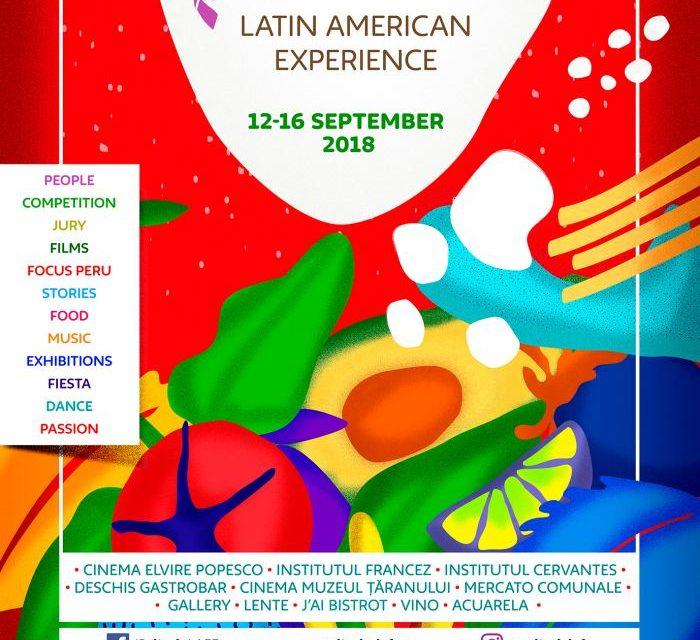 FestivalulPelicula – Latin America Experience: a treia ediție între 12-16 septembrie 2018