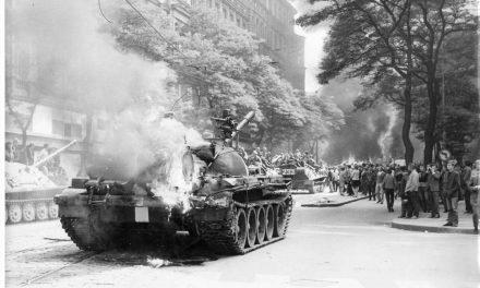 Expoziţie – 50 de ani de la Primăvara de la Praga @ Cercul Militar Naţional, București