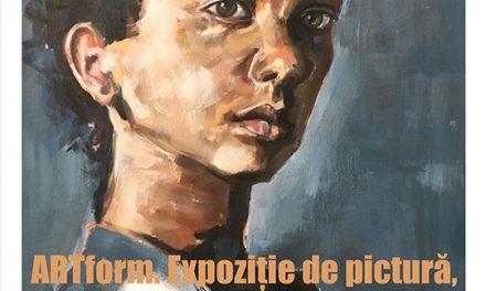 ARTForm. Expoziție de pictură, grafică și fotografie @ Muzeul de Artă Cluj-Napoca