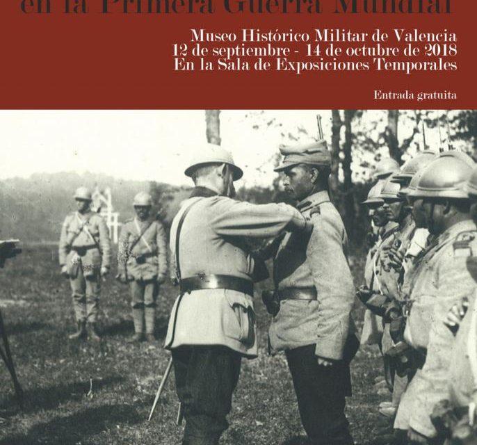 """Expoziția temporară """"România în Primul Război Mondial"""" la Muzeul de Istorie Militară din Valencia, Spania"""